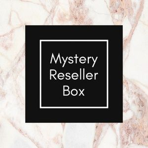 Mystery Reseller Inventory 5 Pound Boxes EUC!